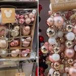 Fans Are Going Wild For Primark S Pink Gold Disney Decorations Say They Re The Perfect Christmas Colours