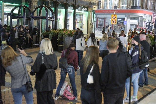 Boris Johnson has faced huge criticism over the 10pm curfew