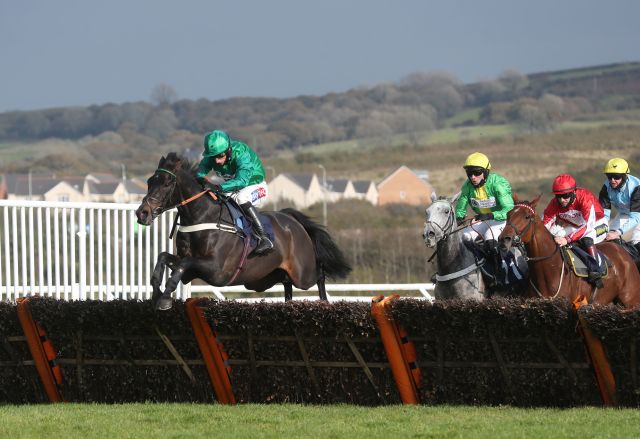 Sceau Royal impressed in the Welsh Champion Hurdle