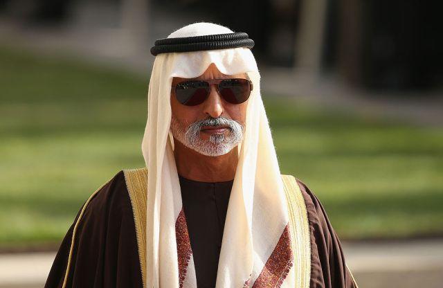 Sheikh Nahyan bin Mubarak Al Nahyan has denied the claims