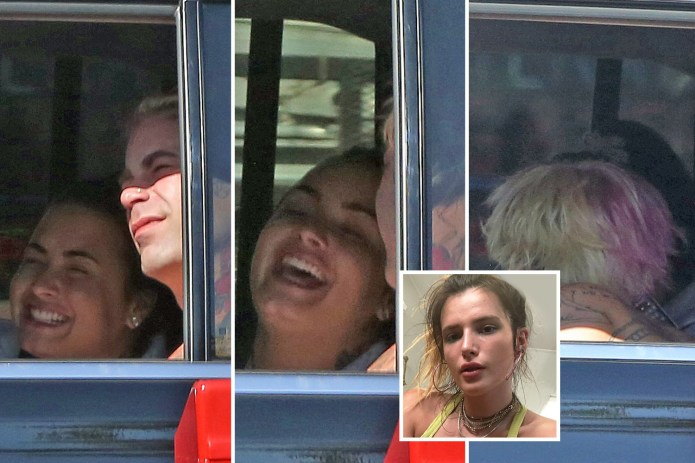 Demi Lovato cozies up to friend Bella Thorne's ex Mod Sun after nasty split  from former fiance Max Ehrich