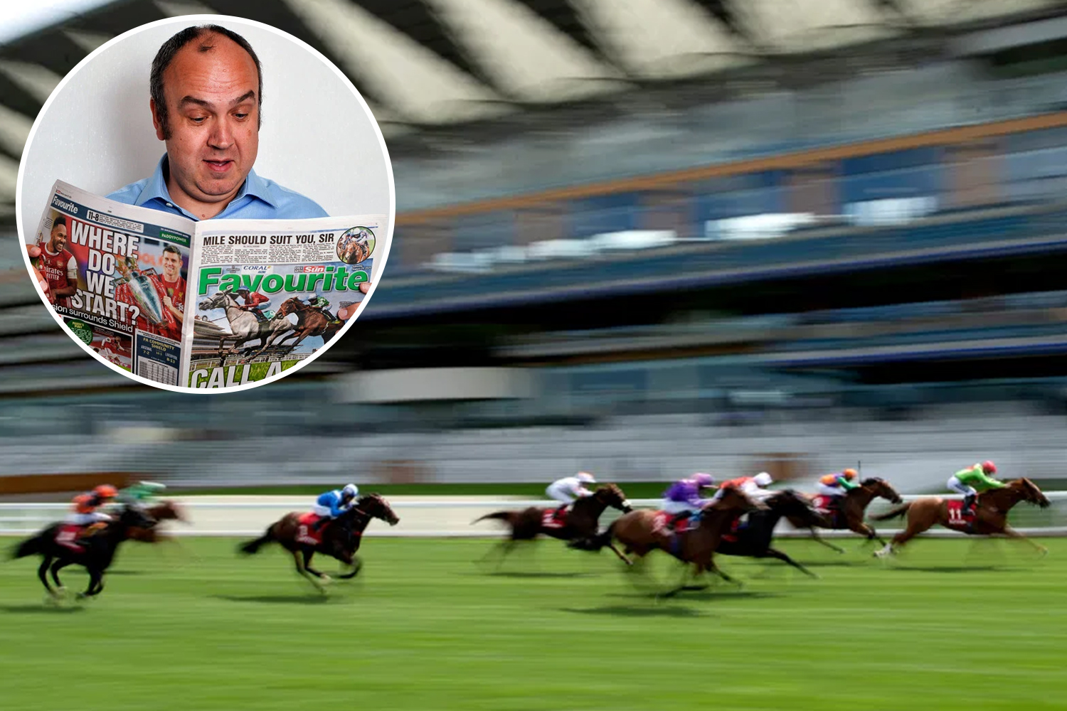 Today's horse racing tips: Templegate's NAP and best bets for the live ITV racing at Ascot on British Champions Day