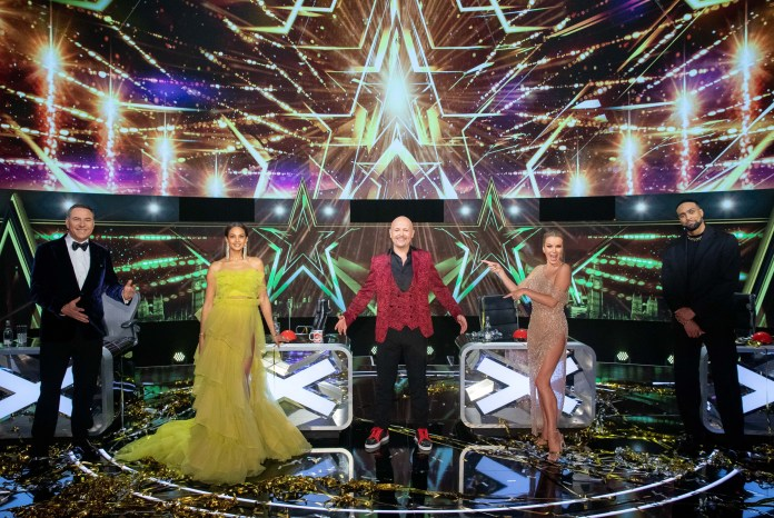 Britain's Got Talent Christmas special had to cease filming today after three teams tested positive for Covid