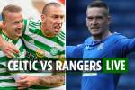Celtic vs Rangers LIVE: Stream, TV channel, kick-off time and team news for TODAY'S Old Firm derby
