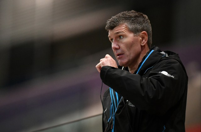 Exeter coach Rob Baxter said it was 'horrible' for him to watch