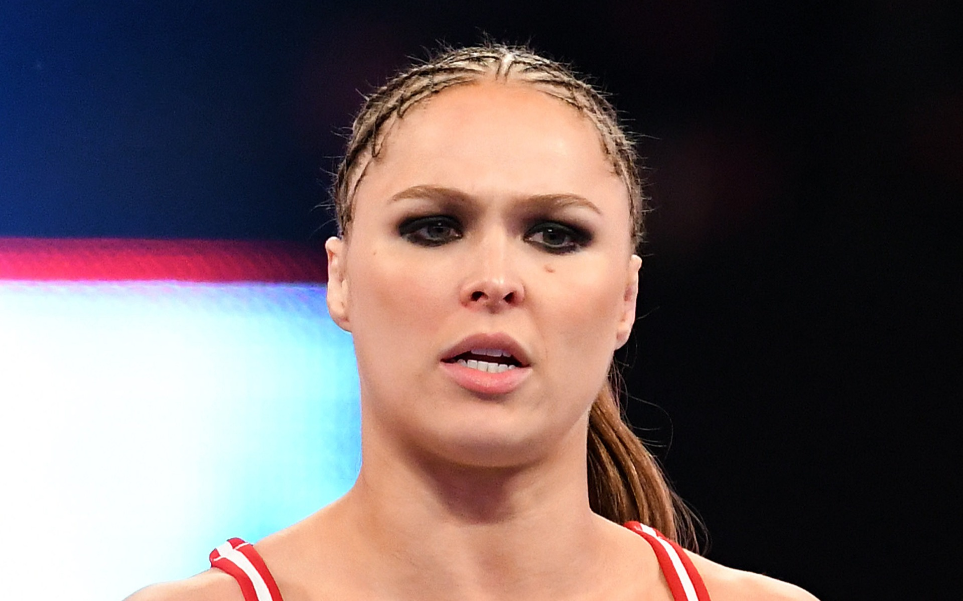 Ronda Rousey 'training' amid rumours of possible WWE return as Paul Heyman makes contract announcement