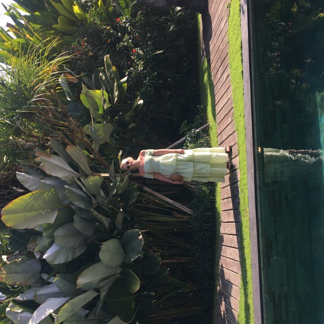 Bliss Sanctuary is one of three women-only retreats on the Indonesian island of Bali