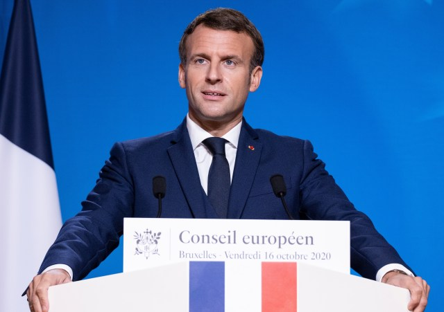 French president Emmanuel Macron plays hardball on fishing rights