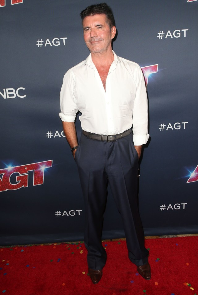 Simon Cowell's pals have said the star was 'nearly paralysed and is lucky to be recovering at all' following his accident