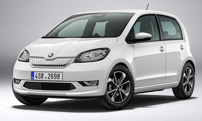Skoda recently launched its first fully electric car