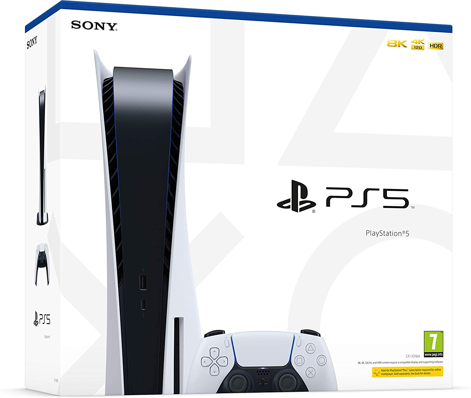 A brilliant next-gen console, if you can get your hands on one...