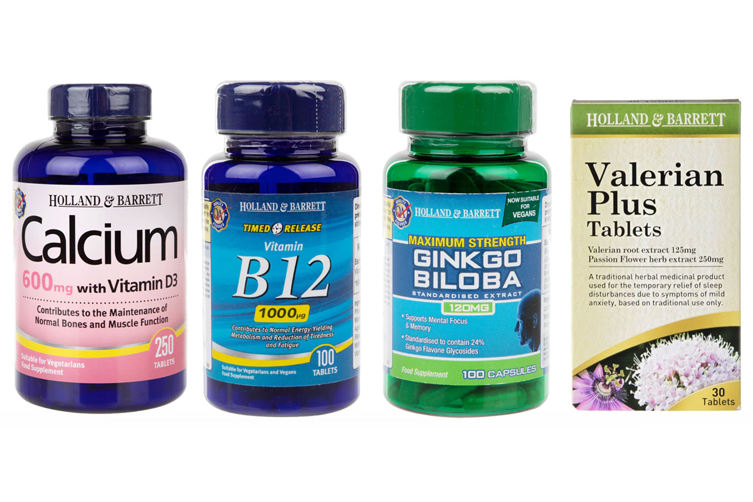 Now is the perfect time to snap up vitamins and supplements