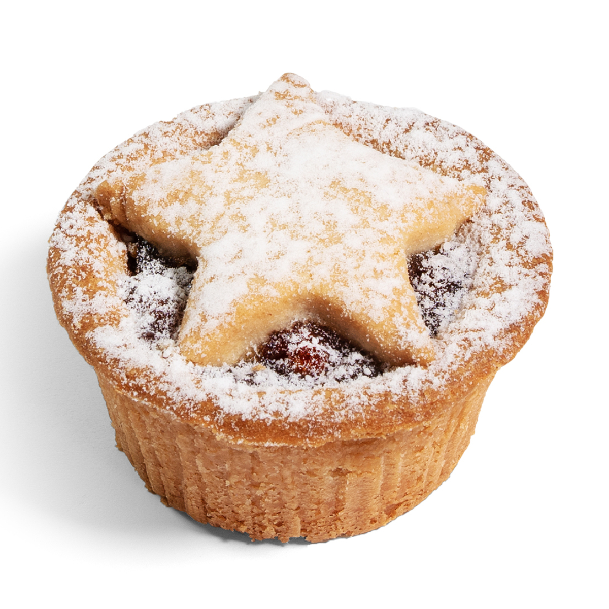 The mince pies are back, but this year they're vegan.
