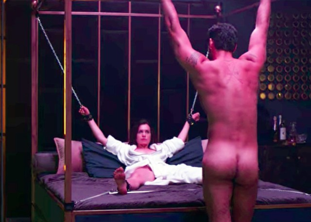 365 days was NSFW during large parts of the film