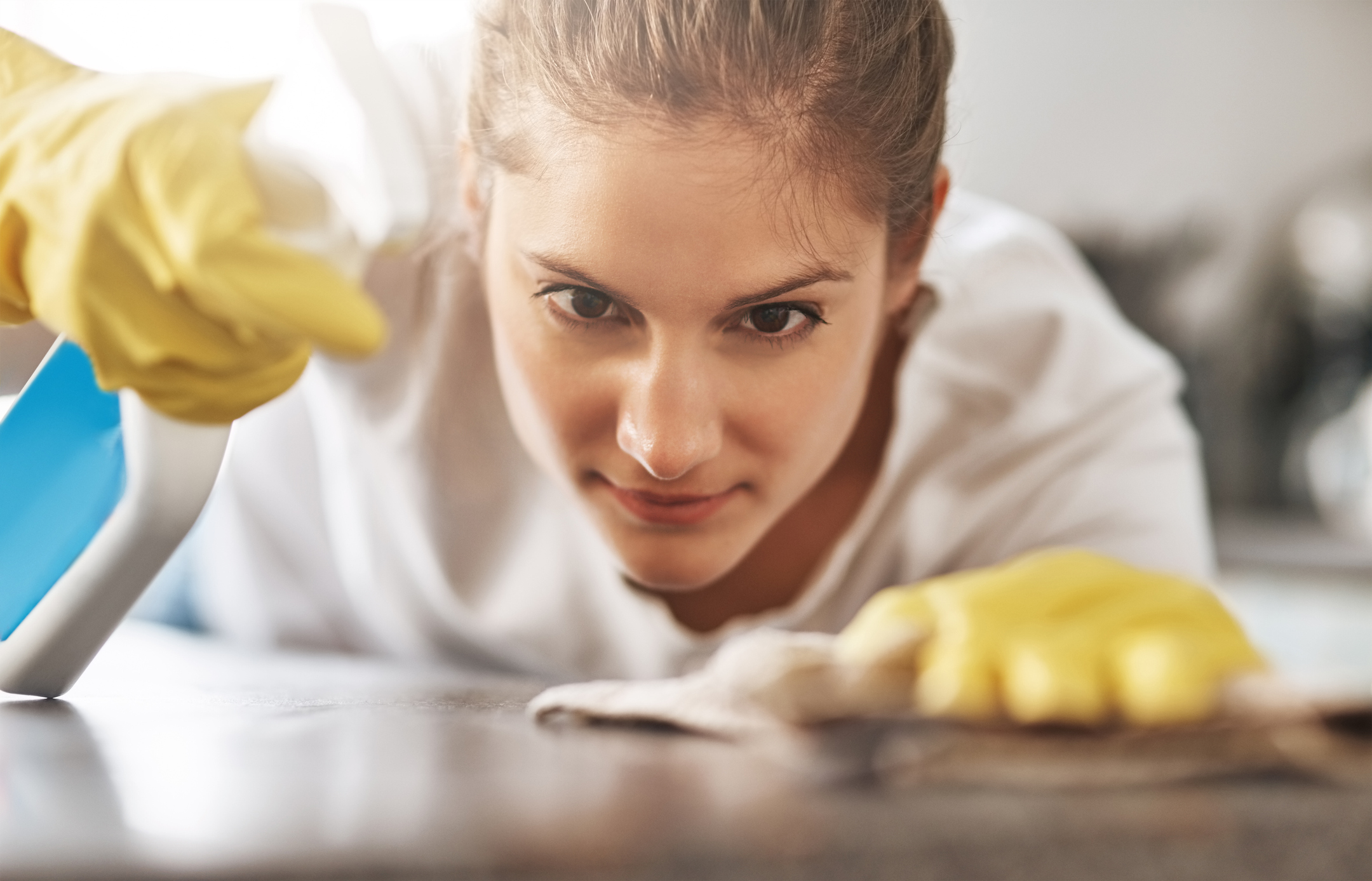 Get rid of the grime in your house with our cheap and inventive tips