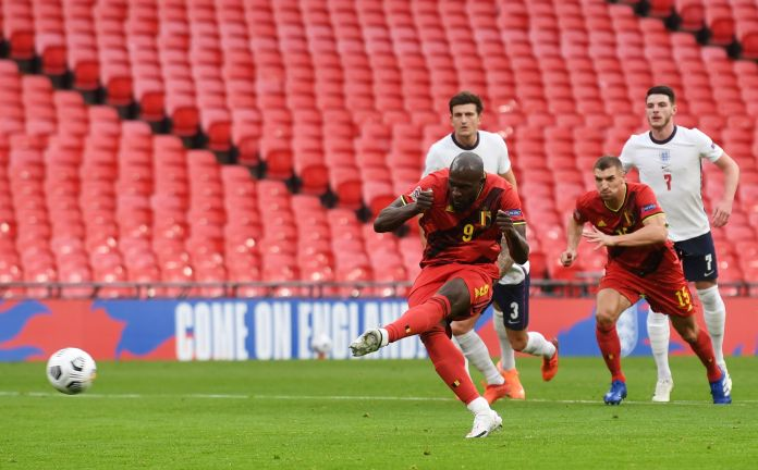 Lukaku has scored at Wembley and we think he scores again at 6/4