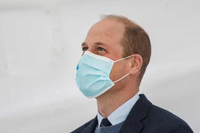 Wills kept his diagnosis a secret because he didn't want to alarm the nation