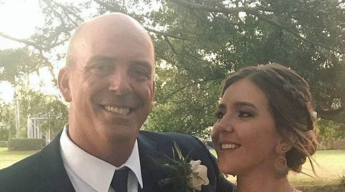 Tommy Biddle and his daughter Lauren