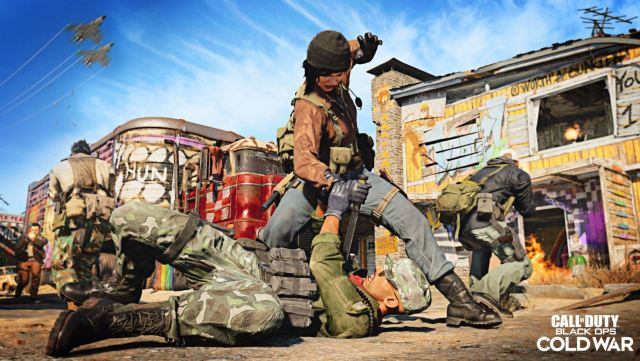 Nuketown map release: What time is Call of Duty Cold War update out today?