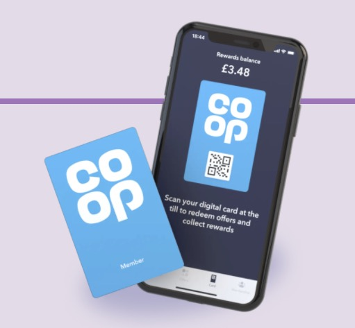 Save and spend with the new Co-op app