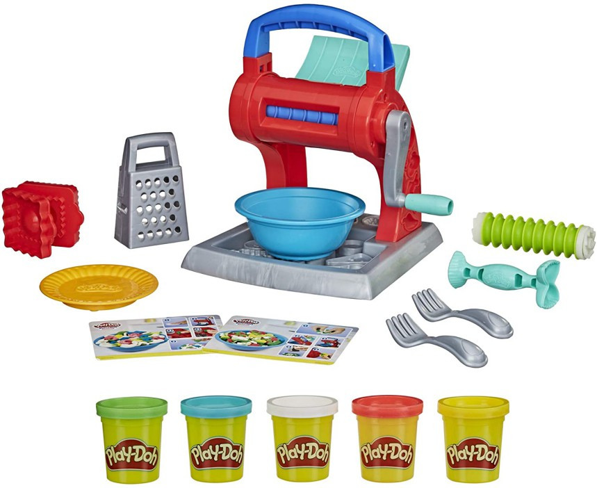 "Playdoh's ""pasta"" making set has previously been sold at Asda - although it's currently out of stock"