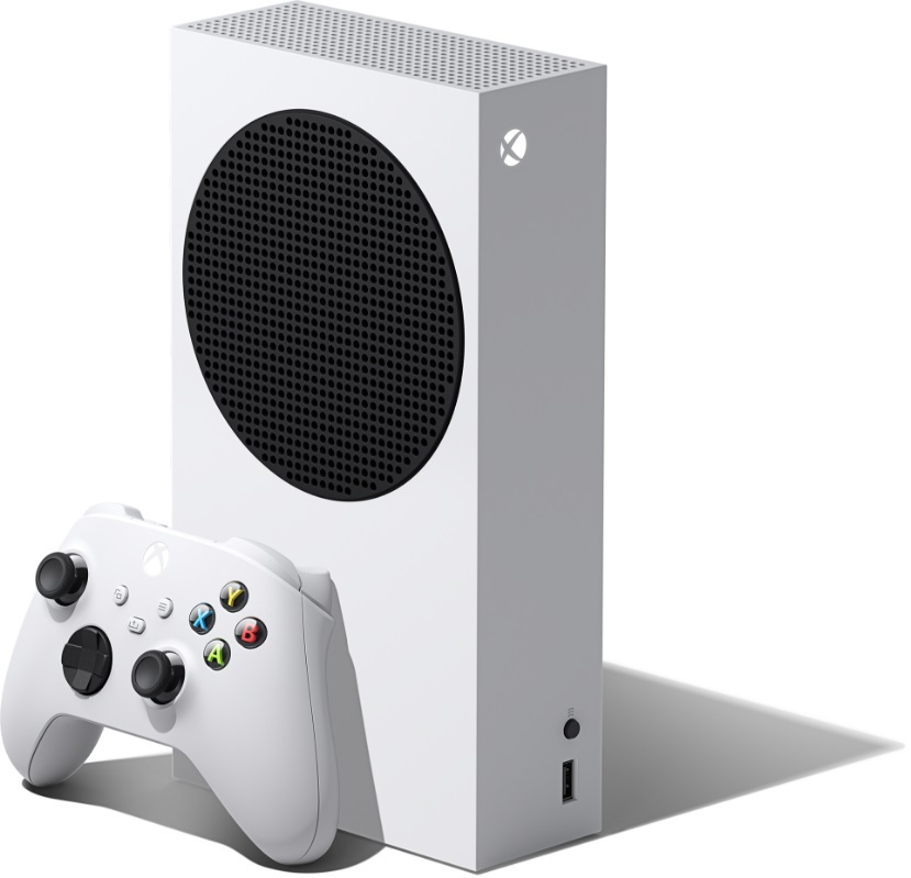 Fan Xbox Series S is a smaller, cheaper version of the Series X with no disc drive and lower specs