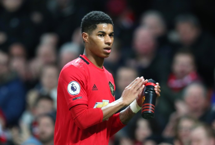 NHS chiefs reportedly keen to involve Marcus Rashford