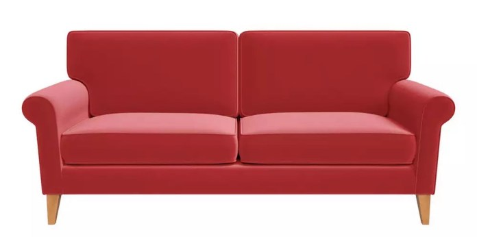 Get cozy this Christmas with a three-seater from Debenhams, up to £ 675