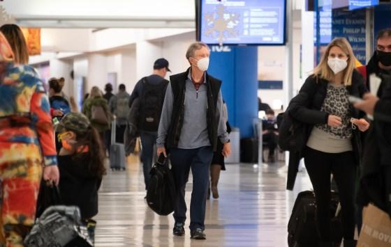 Όλοι οι επιβάτες του Ηνωμένου Βασιλείου που φτάνουν στη Νέα Υόρκη πρέπει να καραντίνα