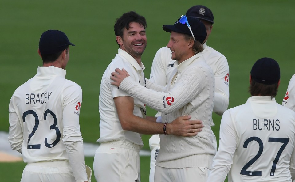 Jimmy Anderson is looking to break more records this year