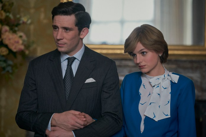 The Crown creator and writer Peter Morgan has always called the show 'fiction'