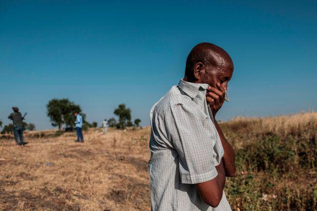 More than 100 civilians were massacred in a dawn raid in Ethiopia