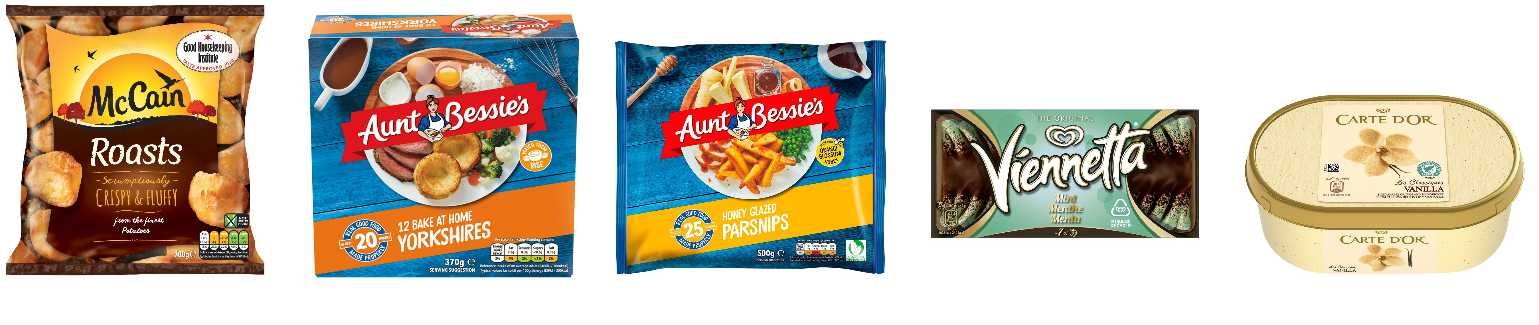 Get roast potatoes, Yorkshire puds, parsnips and two desserts for £5 with The Co-op's freezer filler deal