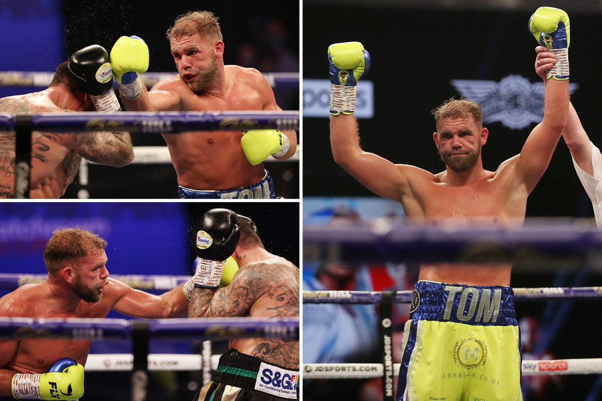 Billy Joe Saunders retains world title in comfortable win to edge veteran Martin  Murray, 38, closer to retirement