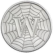 Last on the list is this 10p celebrating the internet