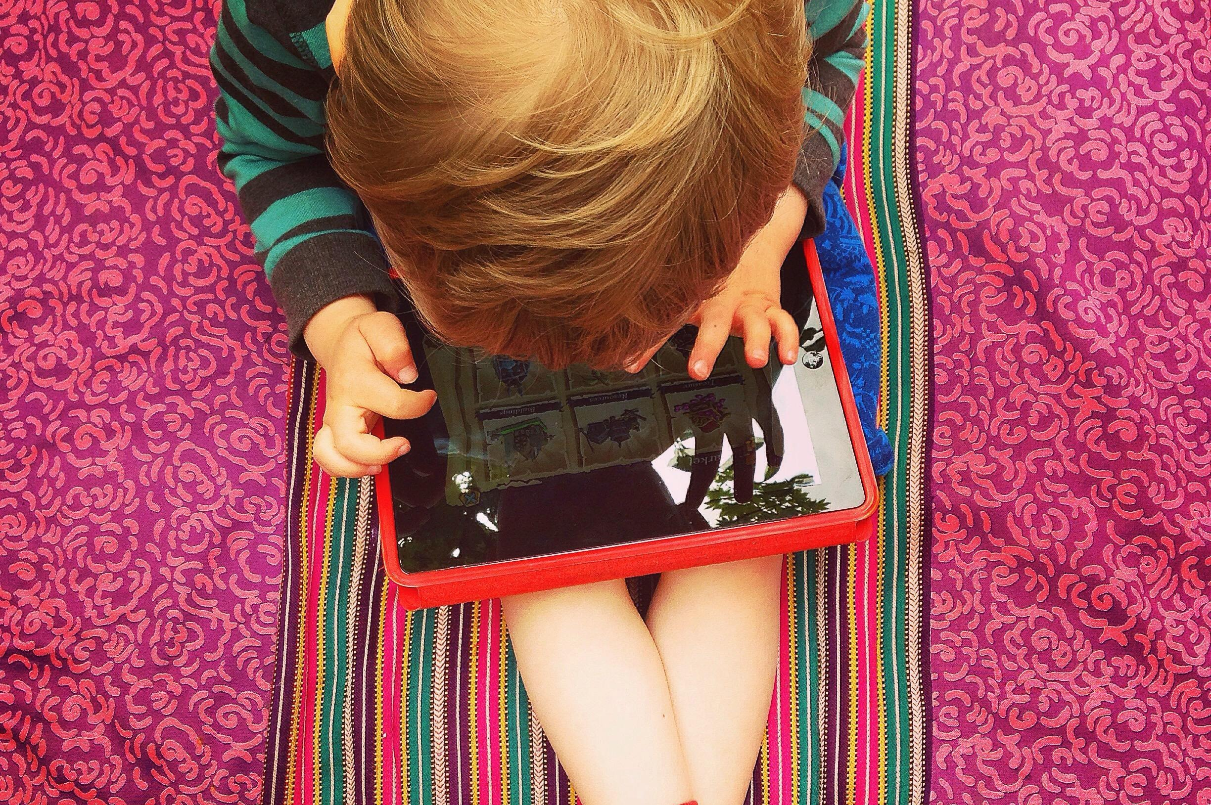 Kids can spend time learning online at no extra cost