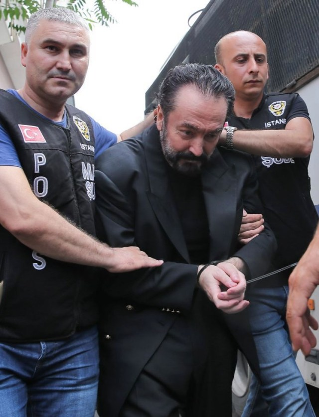 Oktar has denied the charges against him and is reportedly expected to appeal