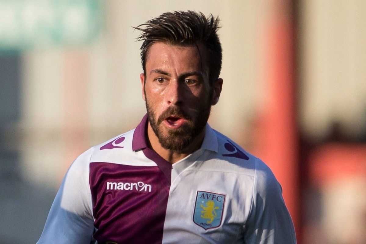 Ex-Aston Villa star Antonio Luna sentenced to two years in prison for sharing  threesome video but has term suspended