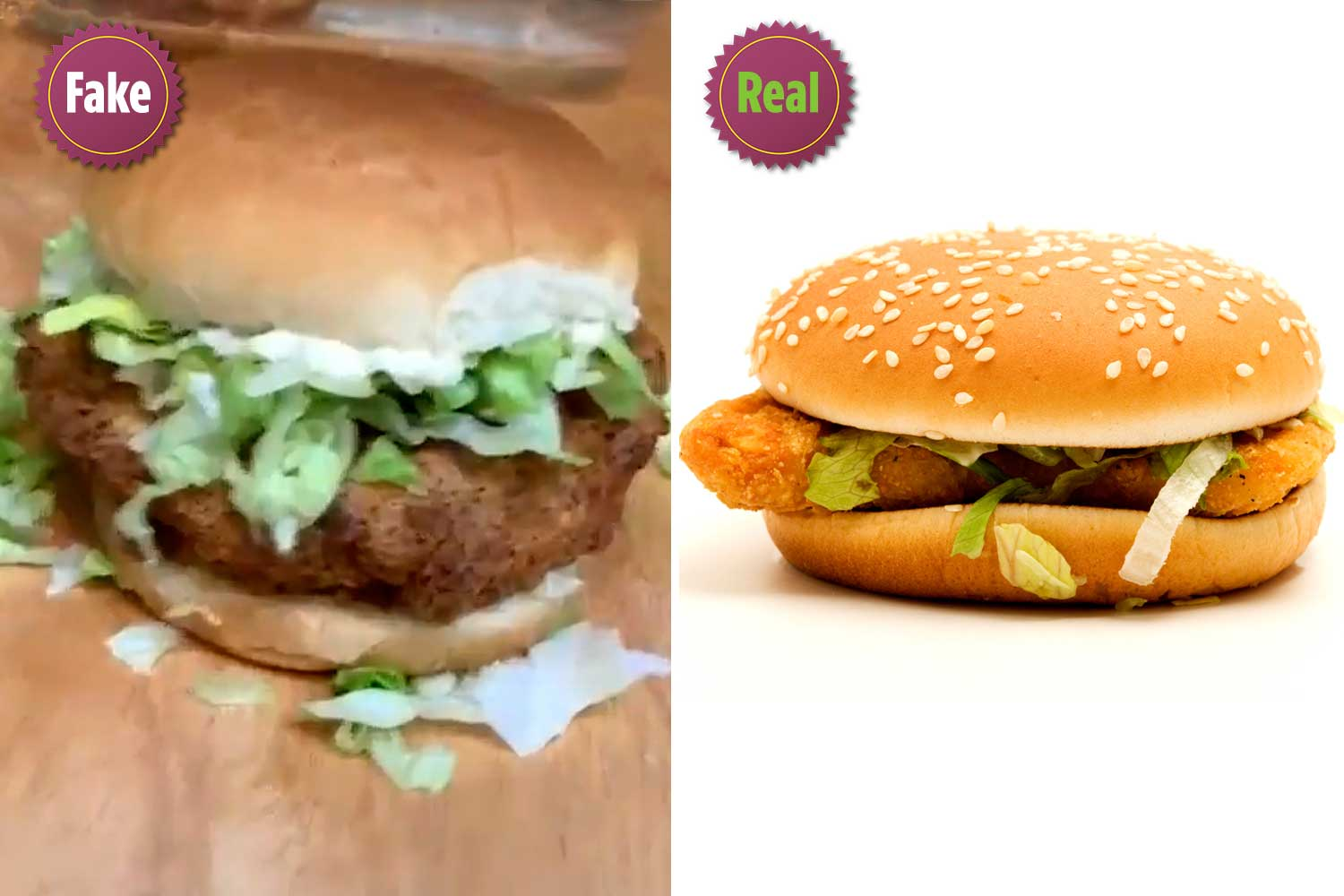 You can now enjoy a McChicken Sandwich at home following these simple steps
