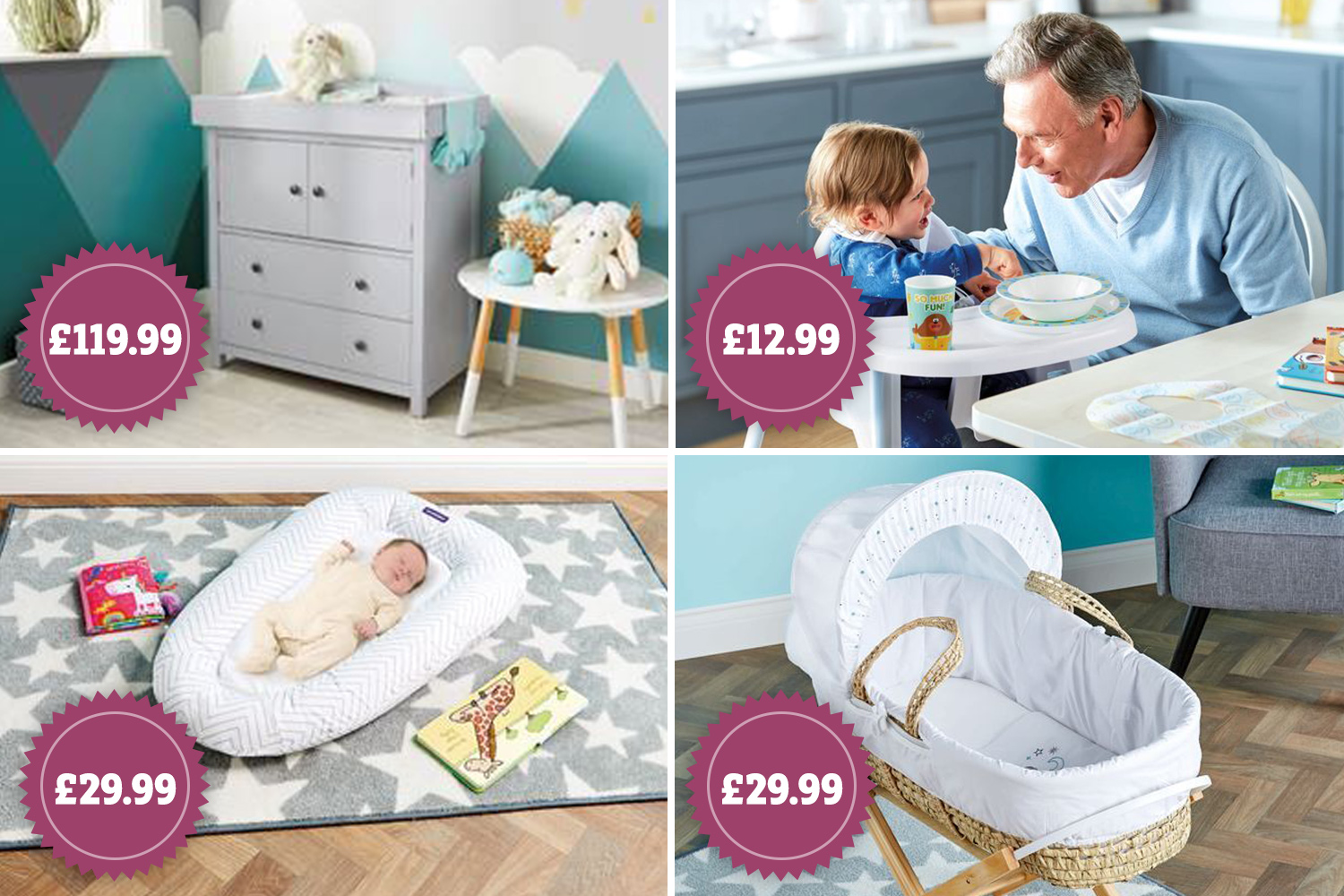 We've rounded up our top picks from Aldi's baby sale