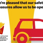 Mcdonald S Explains 6 Changes For Customers Including Delivery And Drive Thru Rules