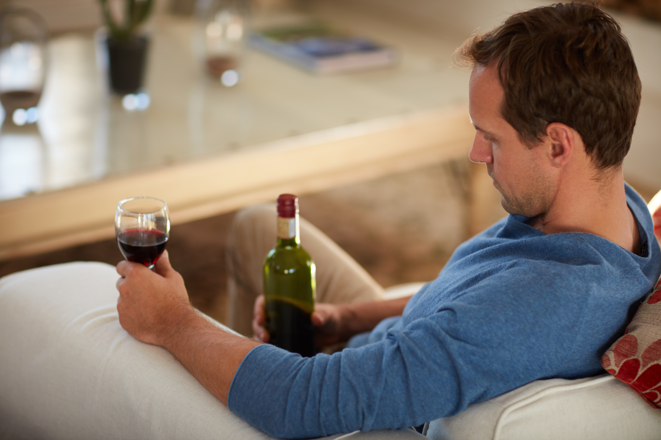 Nearly a third of Brits who started the month alcohol free have already fallen off the wagon
