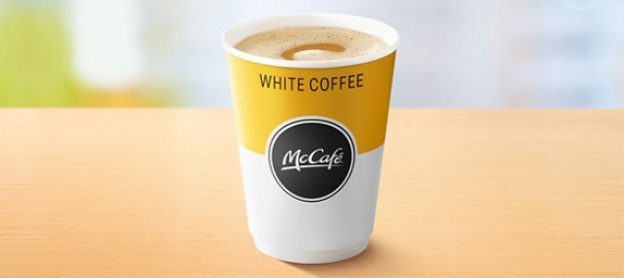 New users of the McDonald's app can enjoy a free regular hot drink