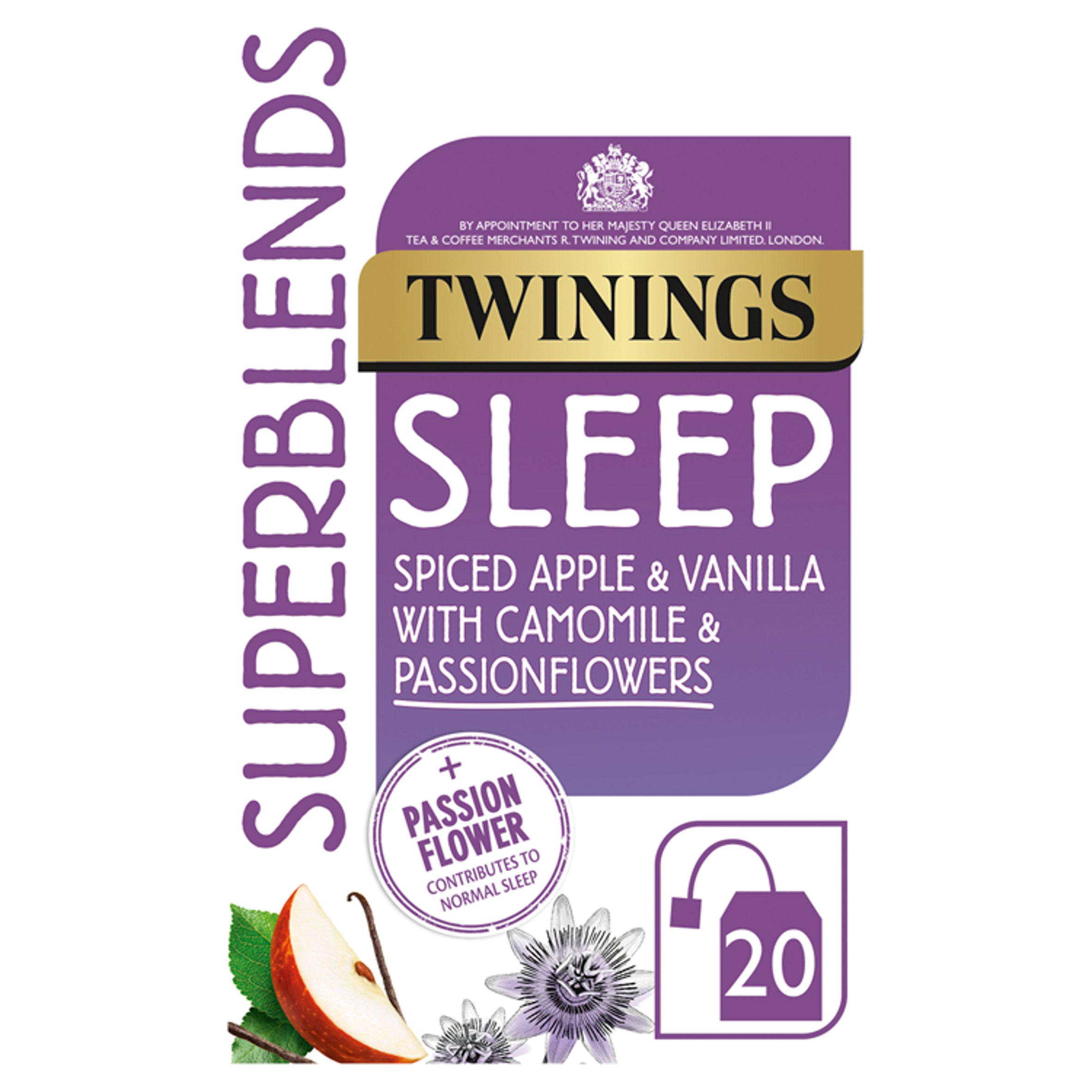 Twinings Superblends Sleep Tea is only £1.35 at Sainsbury's