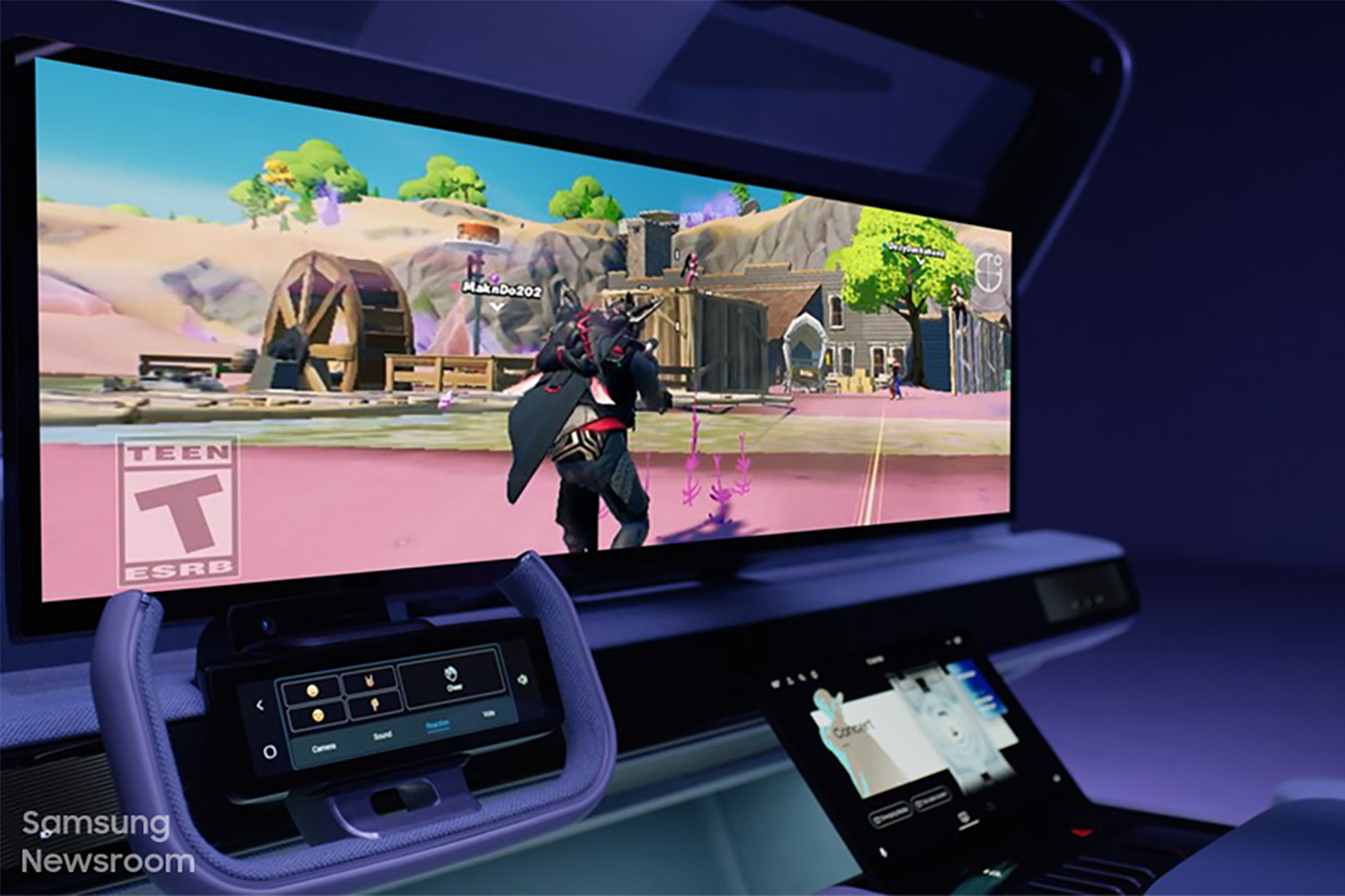 Playing video games while your car drives you around may be nearer than you think