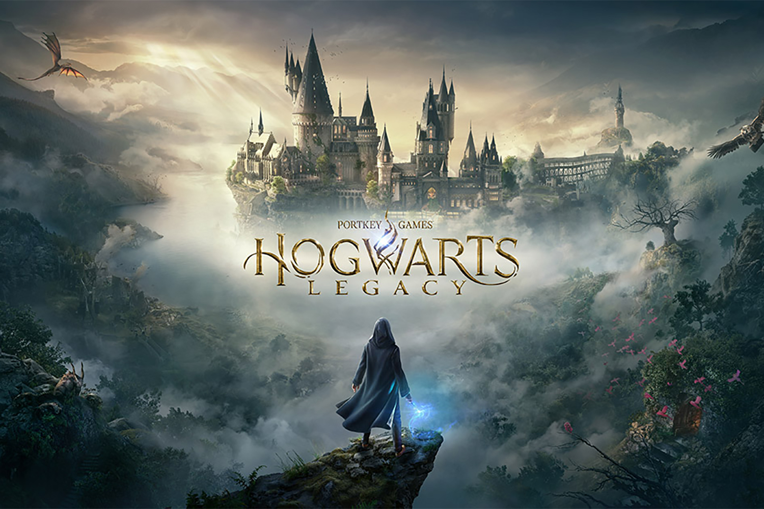 Hogwarts Legacy is an upcoming open-world action RPG