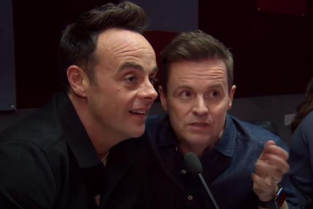 John joked that the foodie pair are 'definitely older' than the Geordie duo