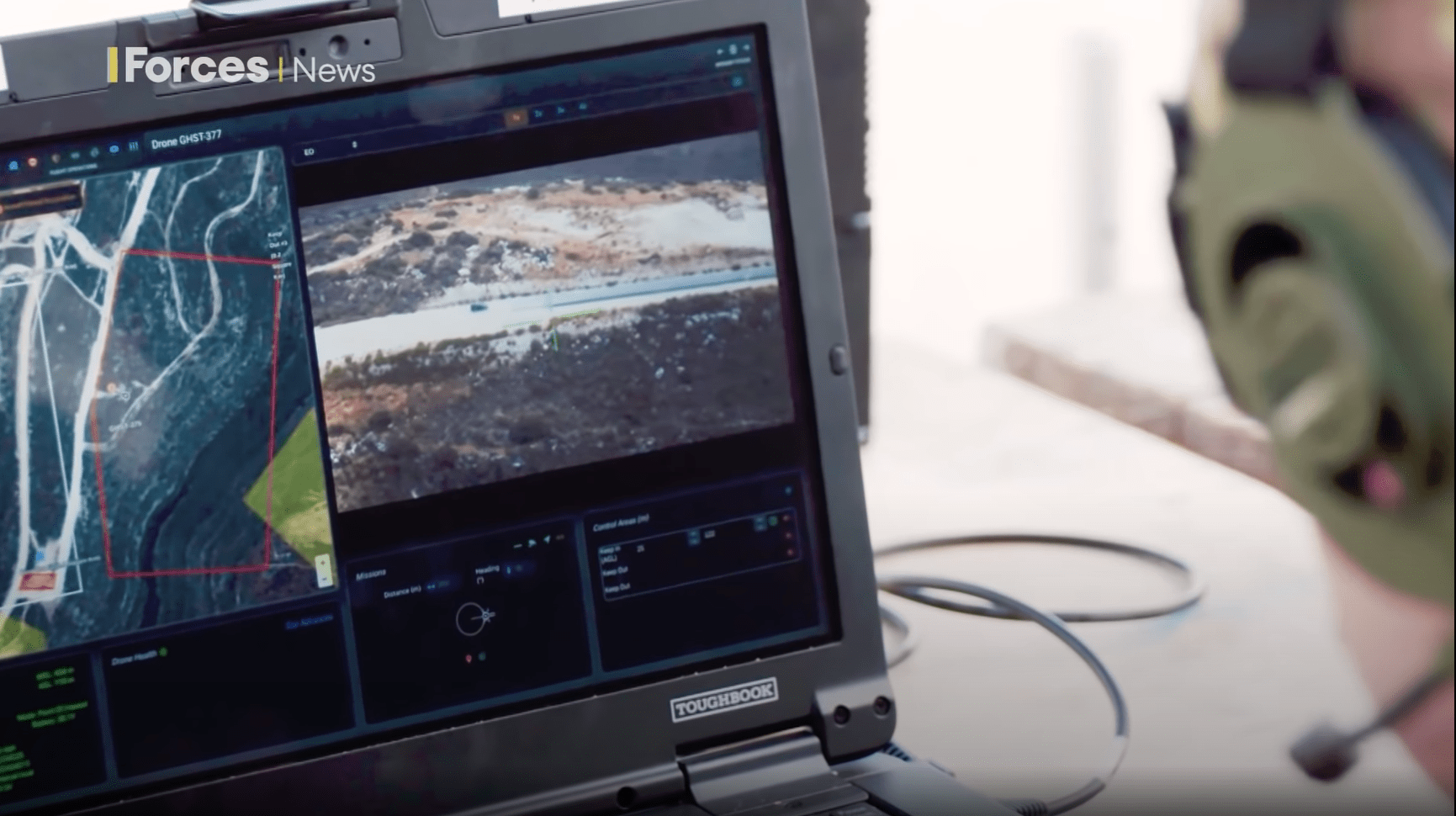 Loaded with thermal imaging cameras, it can capture video of enemy combatants or encampments from afar and beam the footage back to Marine commanders
