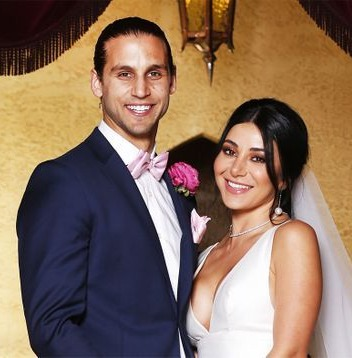 She and Michael both look dramatically different to their time on MAFS