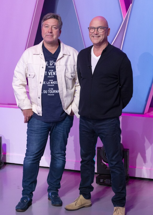 Masterchef stars Gregg & John say they are better looking than Ant & Dec